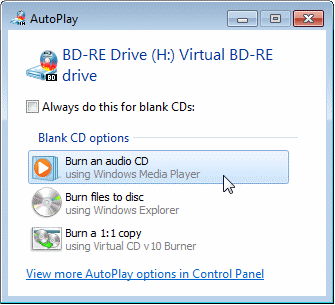 Virtual CD v10